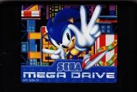 Sonic 3 Box Art