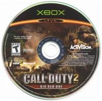 Call of Duty 2: Big Red One Box Art