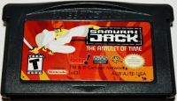 Samurai Jack: The Amulet of Time Box Art