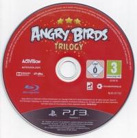 Angry Birds Trilogy Box Art