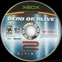 Dead or Alive 2 Ultimate Box Art