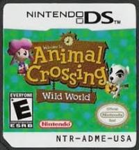 Animal Crossing: Wild World Box Art