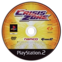 Crisis Zone Box Art