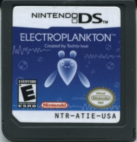 Electroplankton Box Art