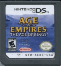 Age of Empires: The Age of Kings Box Art