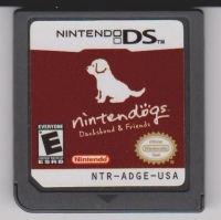 Nintendogs: Dachshund and Friends Box Art