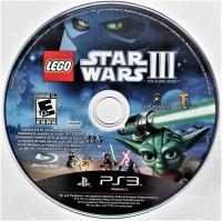 LEGO Star Wars III: The Clone Wars Box Art