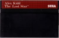 Alex Kidd: The Lost Stars Box Art