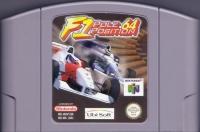 F1 Pole Position 64 Box Art