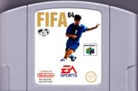 FIFA 64 Box Art