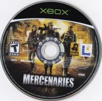 Mercenaries: Playground of Destruction Box Art