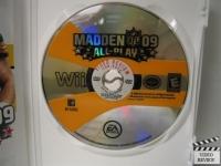 Madden NFL 09 All-Play Box Art