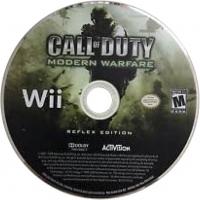 Call of Duty: Modern Warfare - Reflex Edition Box Art