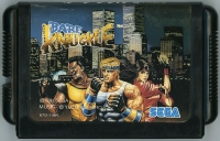 Bare Knuckle: Ikari no Tekken Box Art