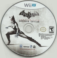 Batman: Arkham City - Armored Edition Box Art