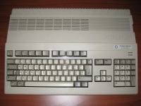 Commodore Amiga 500 Plus Box Art