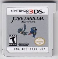 Fire Emblem: Awakening Box Art
