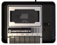Commodore Datassette 1531 Box Art