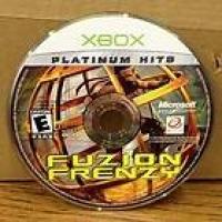 Fuzion Frenzy - Platinum Hits Box Art