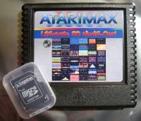 Atari Max Ultimate SD Multi Cart Box Art