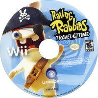 Raving Rabbids: Travel In Time Box Art