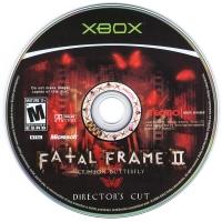 Fatal Frame II: Crimson Butterfly Director's Cut Box Art