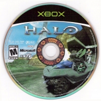 Halo: Combat Evolved - Game of the Year! Box Art