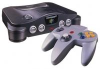 Nintendo 64 - Black [JP] Box Art
