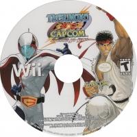 Tatsunoko vs. Capcom: Ultimate All-Stars Box Art