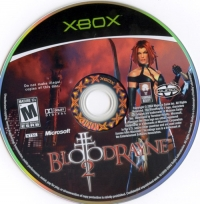 BloodRayne 2 Box Art