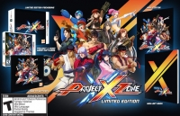 Project X Zone - Limited Edition Box Art