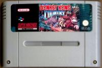 Donkey Kong Country Box Art