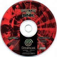 Capcom vs. SNK Box Art