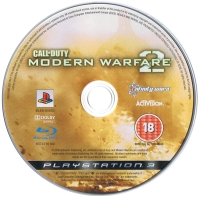 Call of Duty: Modern Warfare 2 [UK] Box Art