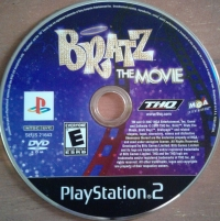 Bratz: The Movie Box Art