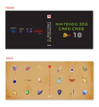 Club Nintendo - 3DS Card Case 18 Box Art