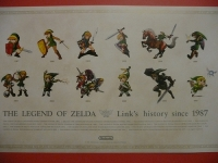 Club Nintendo - Legend of Zelda Poster Set Box Art
