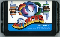 Ball Jacks Box Art
