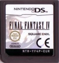 Final Fantasy IV [UK] Box Art