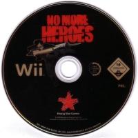 No More Heroes [UK] Box Art