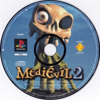 MediEvil 2 Box Art
