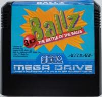 Ballz 3D Box Art