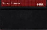 Super Tennis Box Art