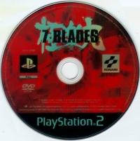7 Blades Box Art