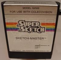 Super sketch pad Box Art