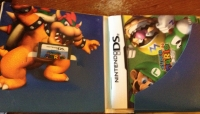 Super Mario 64 DS (Cardboard Case) Box Art