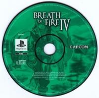 Breath of Fire IV Box Art