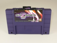 SD2SNES - Deluxe Edition [NA] Box Art