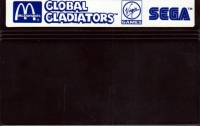 Global Gladiators Box Art