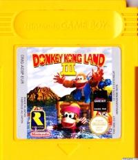 Donkey Kong Land III Box Art